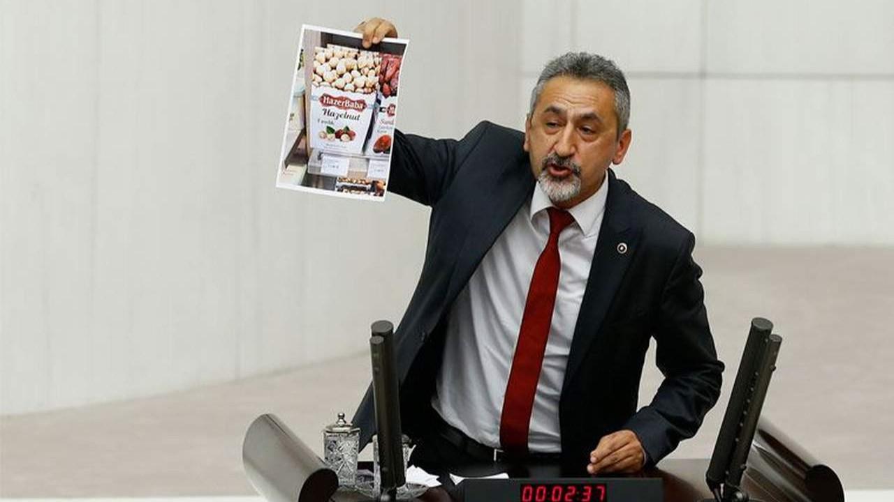 CHP'li Adıgüzel'den sosyal medyada 'fındık' kampanyası