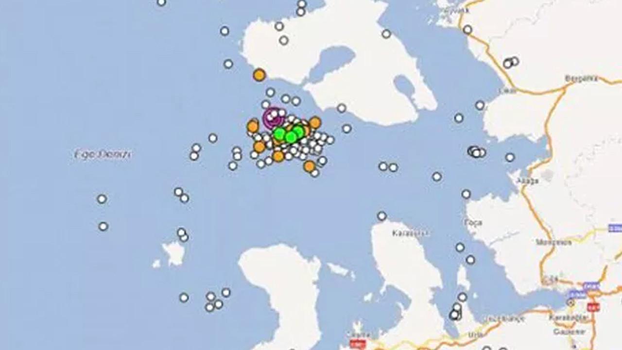 AFAD duyurdu: Son 1 saatte 47 adet deprem