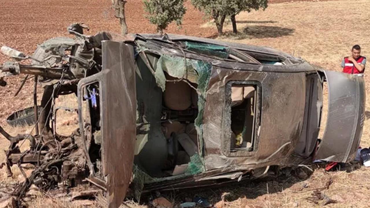 Mardin'den kahreden kaza: 2 asker hayatını kaybetti