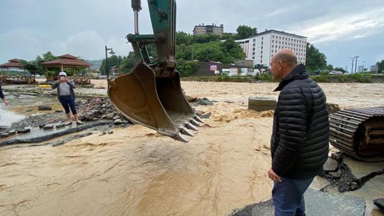 Bakan Soylu'dan sel felaketi sonrası açıklama