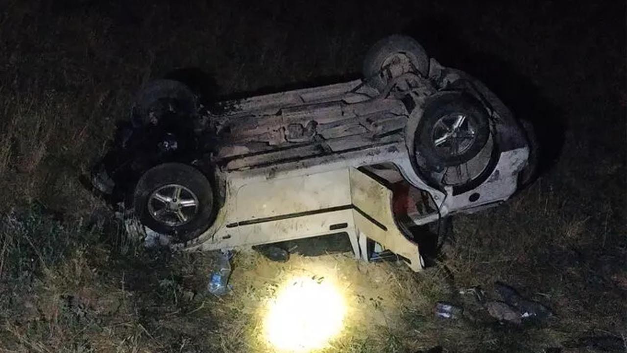 Adıyaman'da feci kaza: 9 kişi yaralandı