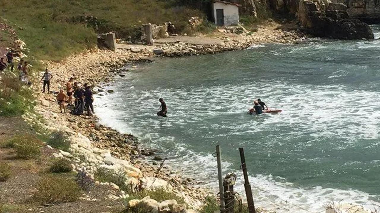 Denize girmek yasaklanmıştı... Cesedi 25 saat sonra bulundu
