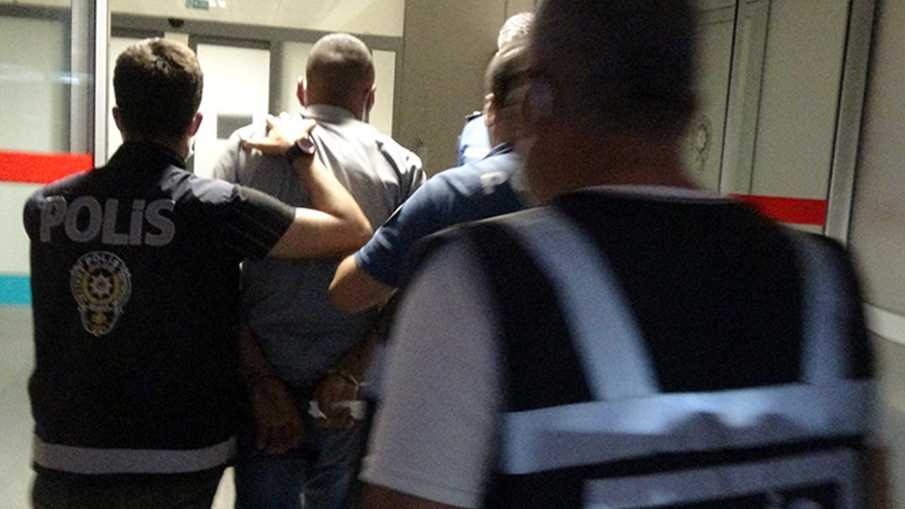 Cinayet şüphelileri para dolu çantayla yakalandı