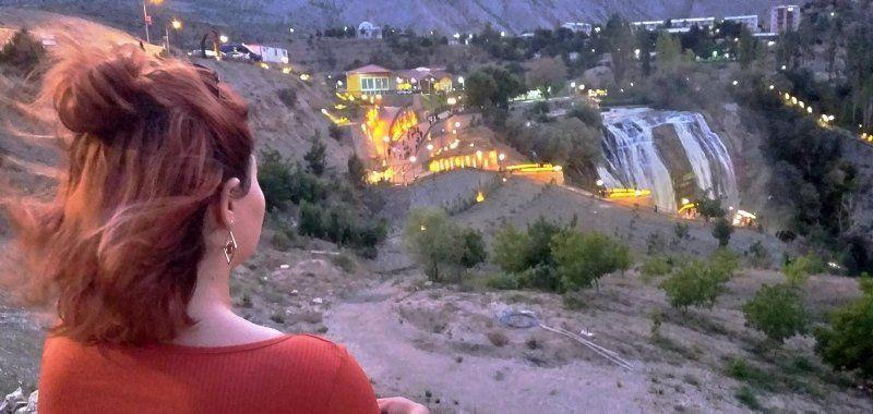 Tortum Şelalesi'ne ziyaretçi akını - Resim: 4