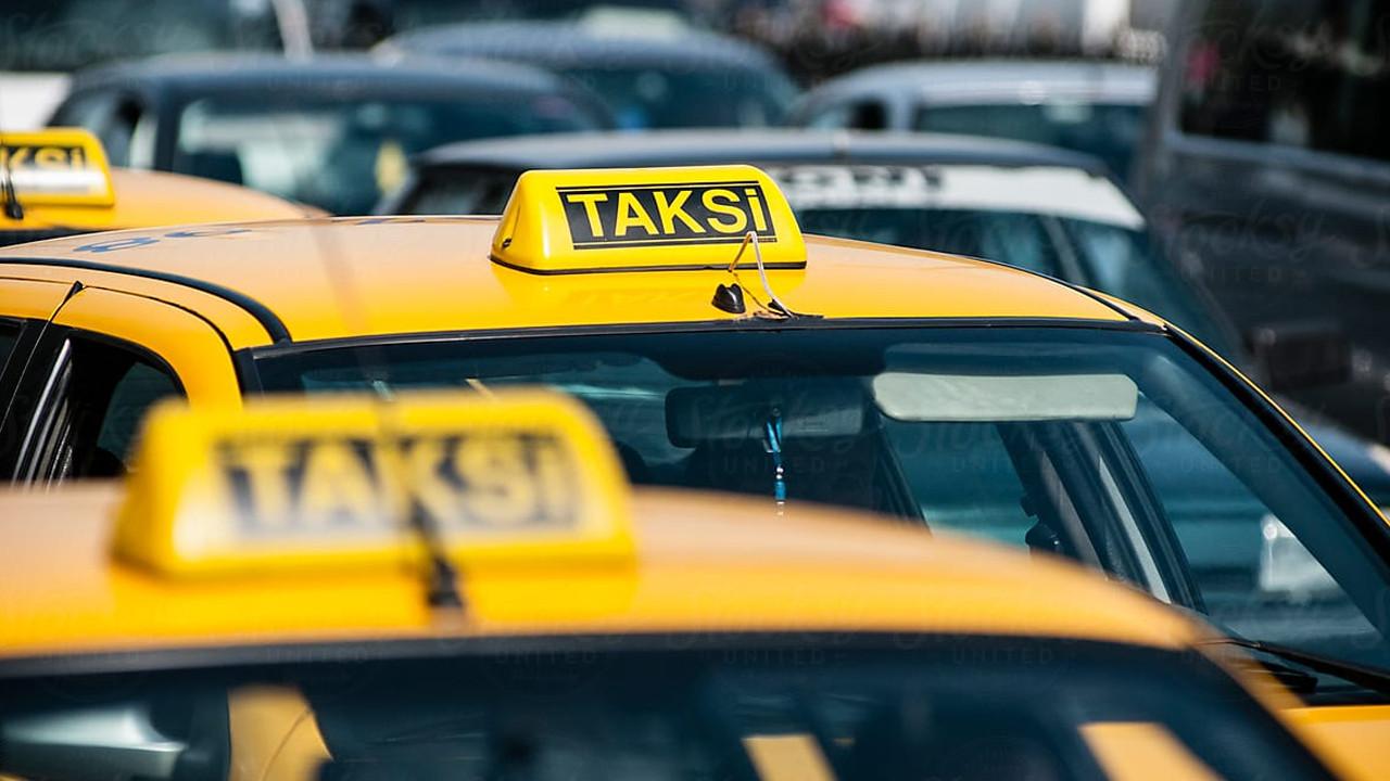 12 bin 139 ticari taksiden 73'ü trafikten men edildi