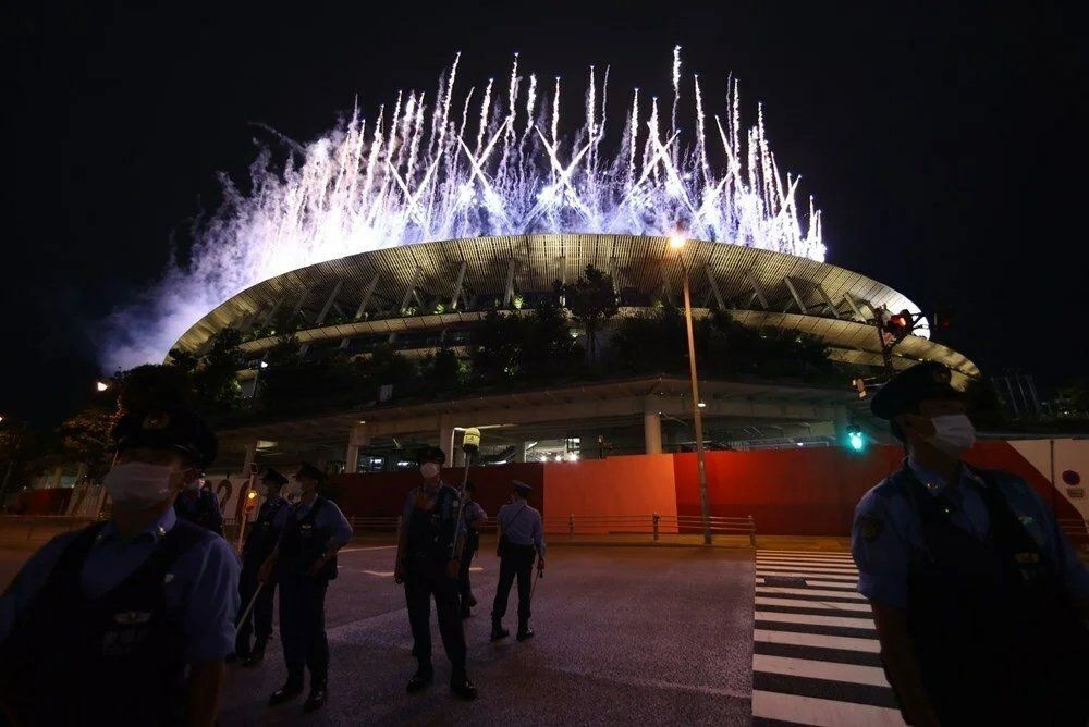 2020 Tokyo Olimpiyat Oyunları başladı - Resim: 1