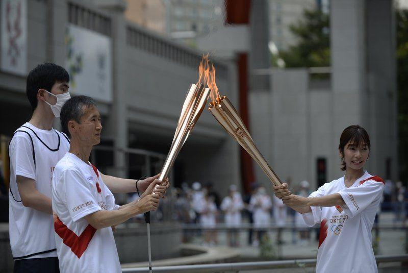 2020 Tokyo Olimpiyat Oyunları başladı - Resim: 3