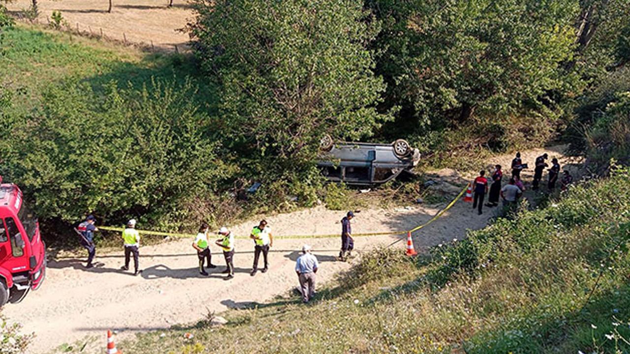 Kastamonu'da minibüs kazası: Ölü ve yaralılar var