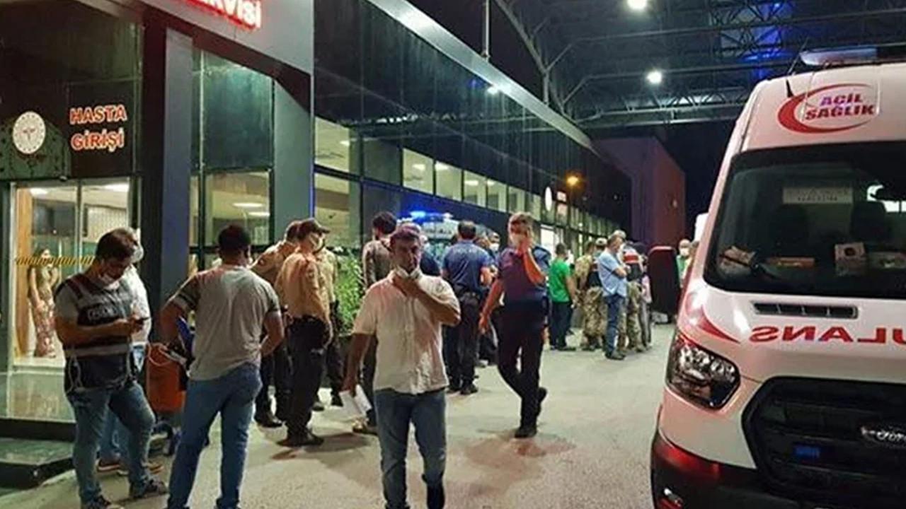 Tarla kavgası kanlı bitti: 1 kişi öldü, 7 kişi yaralandı
