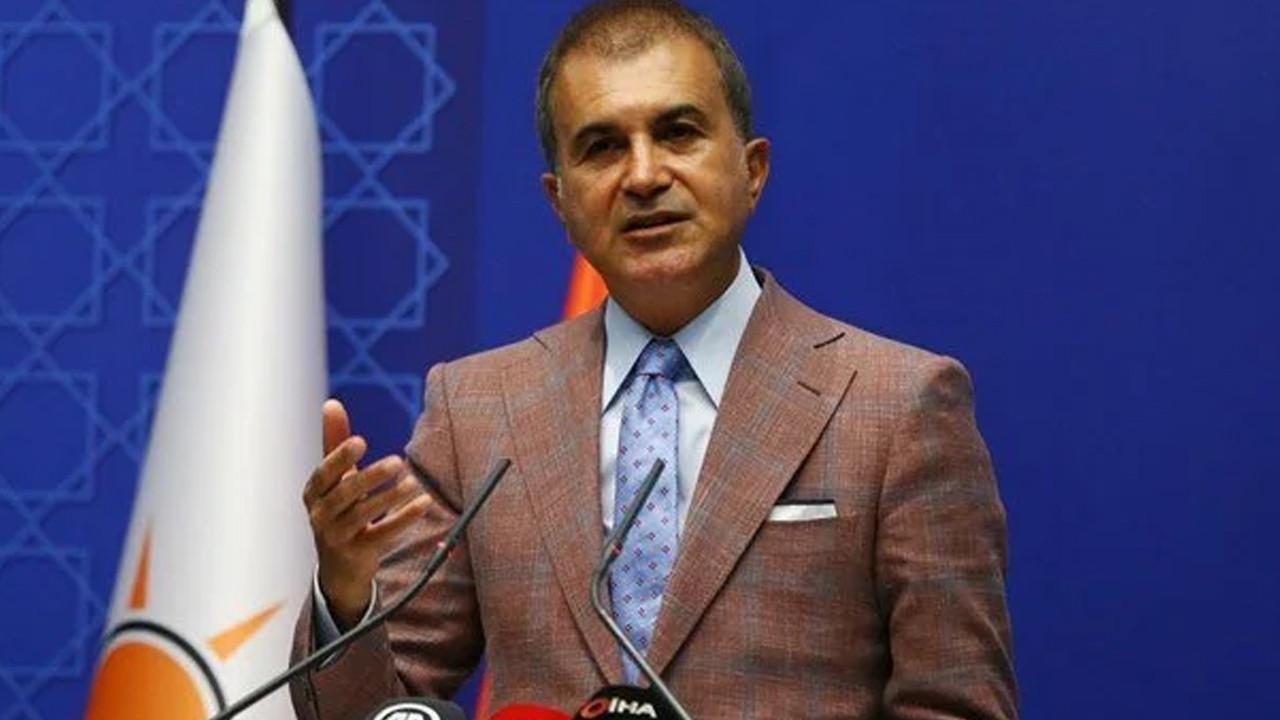 AK Parti Sözcüsü Çelik'ten BM'ye tepki