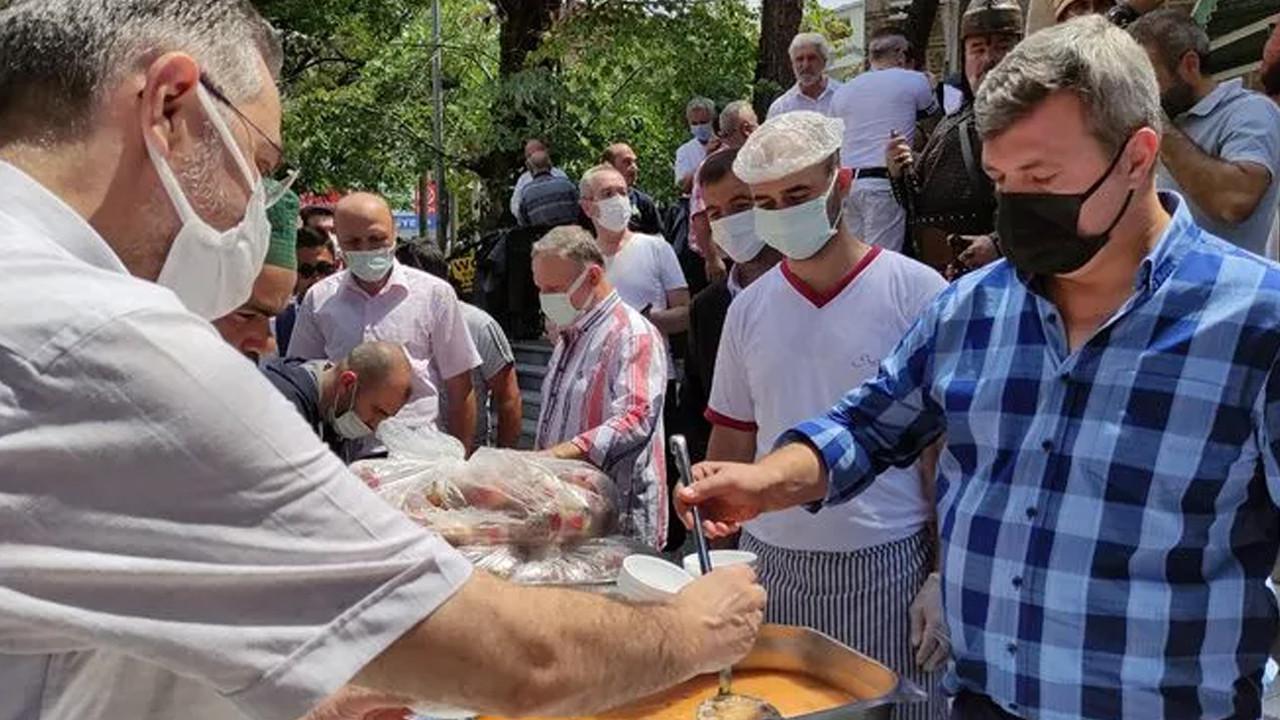 Bursa'da 5 asırdır yılda bir defa pişen çorbaya yoğun ilgi