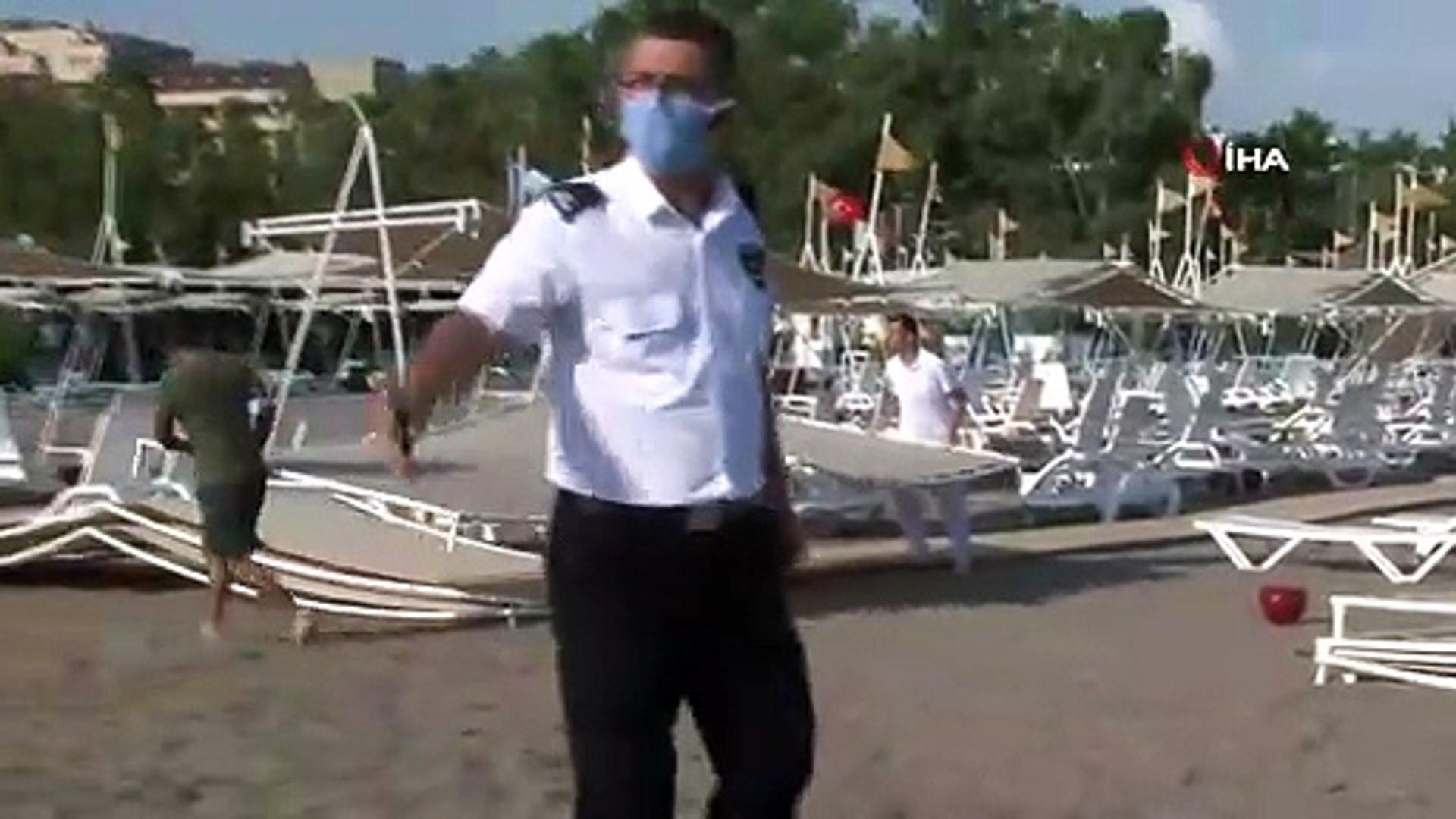 Antalya'da hortum dehşeti! Çok sayıda yaralı var