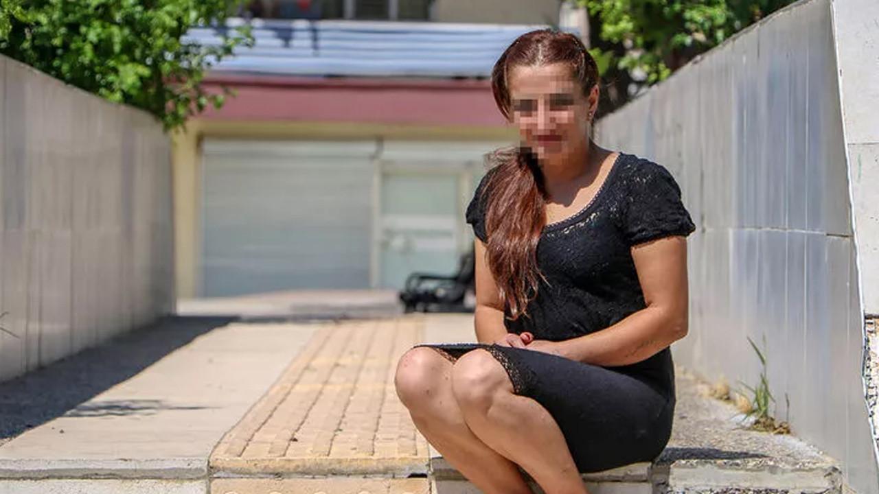 Kocası tarafından önce hırsızlığa sonra fuhuşa zorlandı