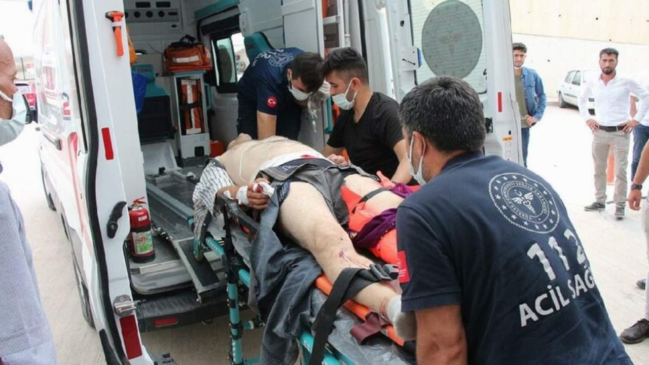 Baba-oğul öldü, 2 oğul ile 1 torun yaralı