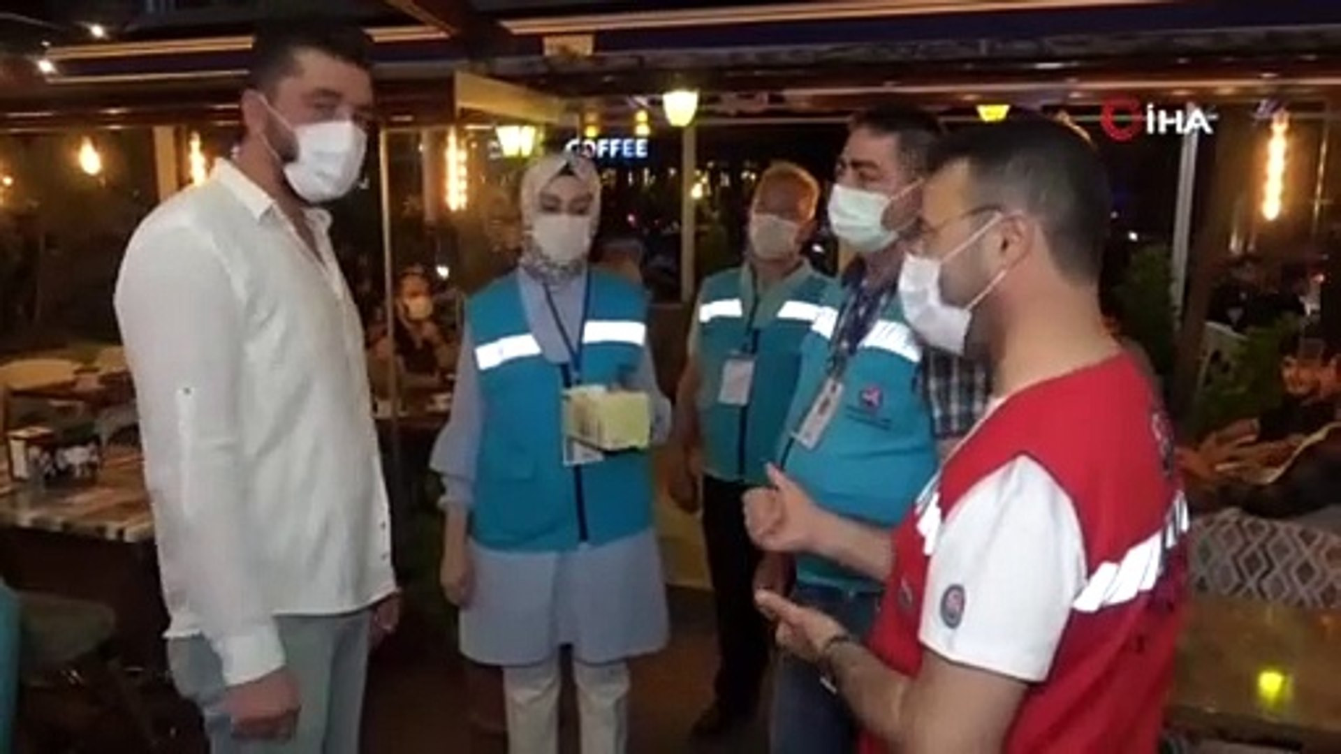 Maske takmamak için sonuna kadar direndi: Yaz cezamı
