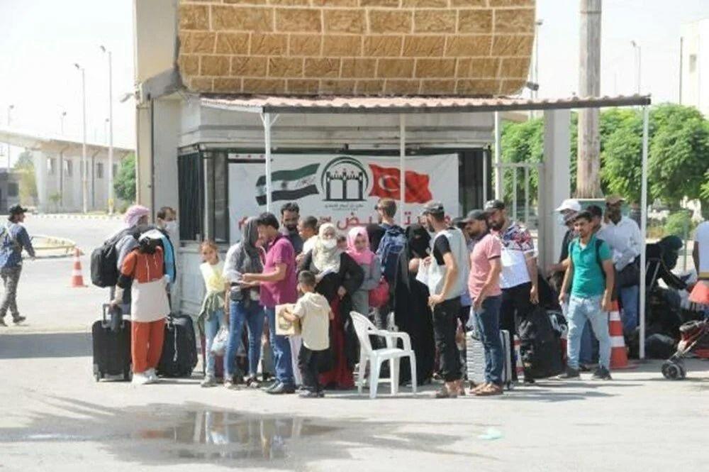 Mültecilerin bayram dönüşü başladı - Resim: 2