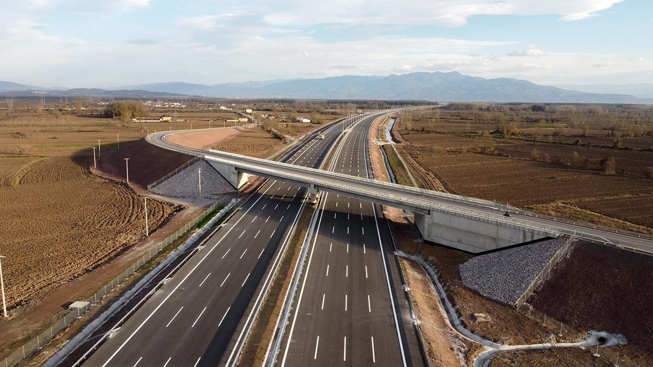 Kuzey Marmara Otoyolu'nda 2.1 milyar dolarlık ek fatura