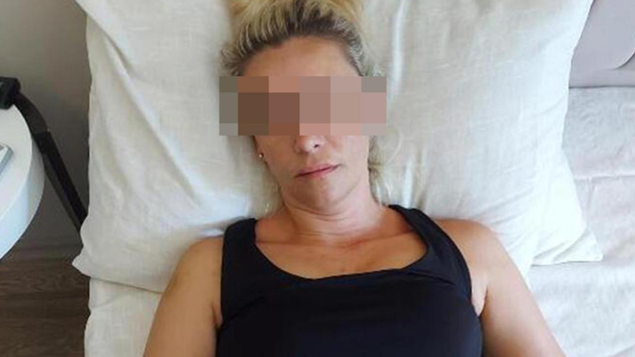 Kocası olacak ''cani'' onu  3 çocuğunun gözü önünde dövdü