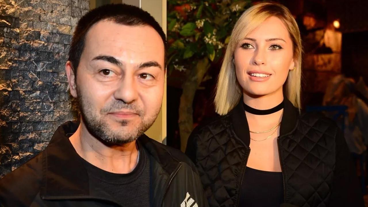 Serdar Ortaç'tan eski eşi Chloe'ye şok sözler