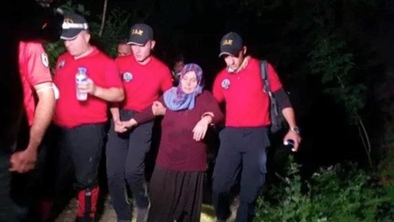 Uludağ'da mucize kurtuluş! Kayıp kadın 3 gün sonra bulundu - Resim: 2