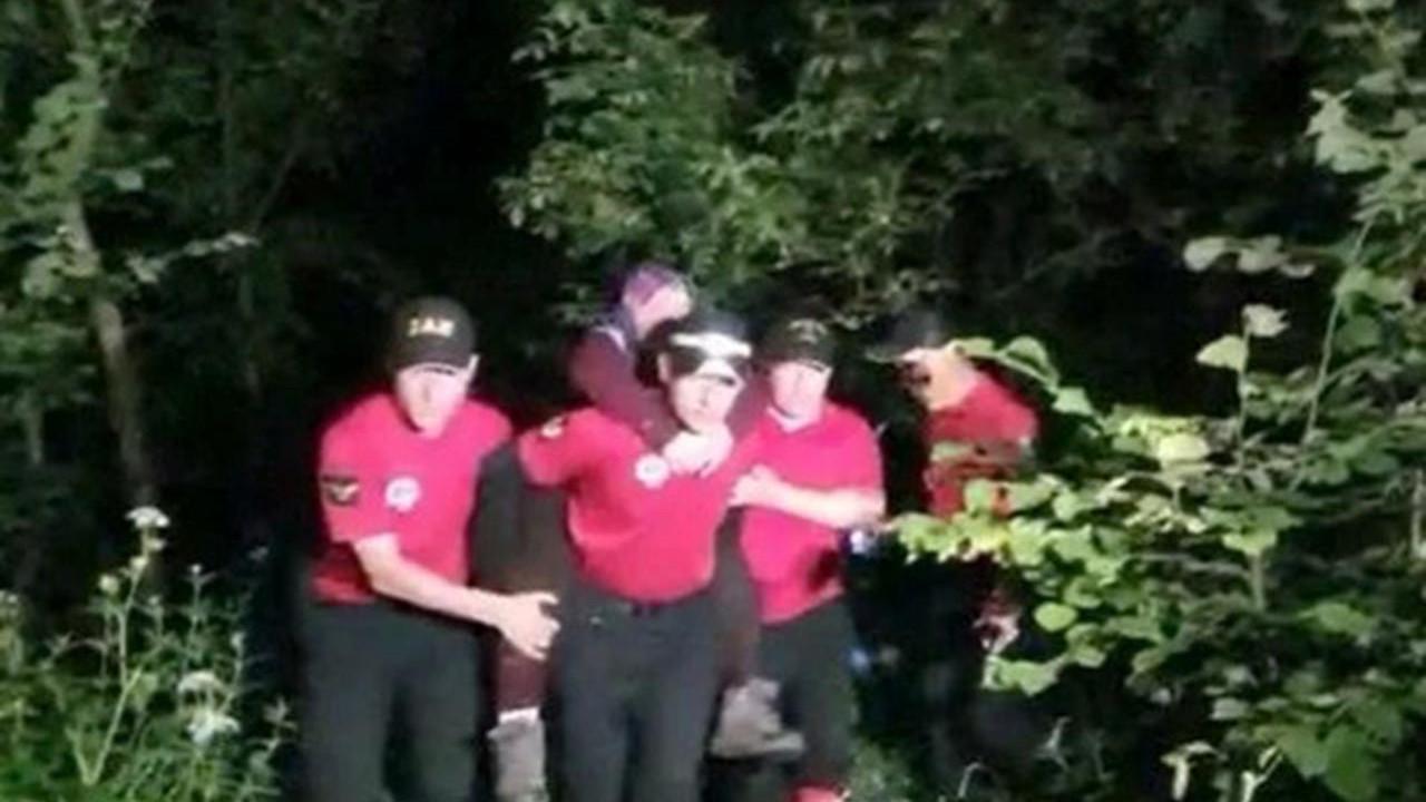 Uludağ'da mucize kurtuluş! Kayıp kadın 3 gün sonra bulundu