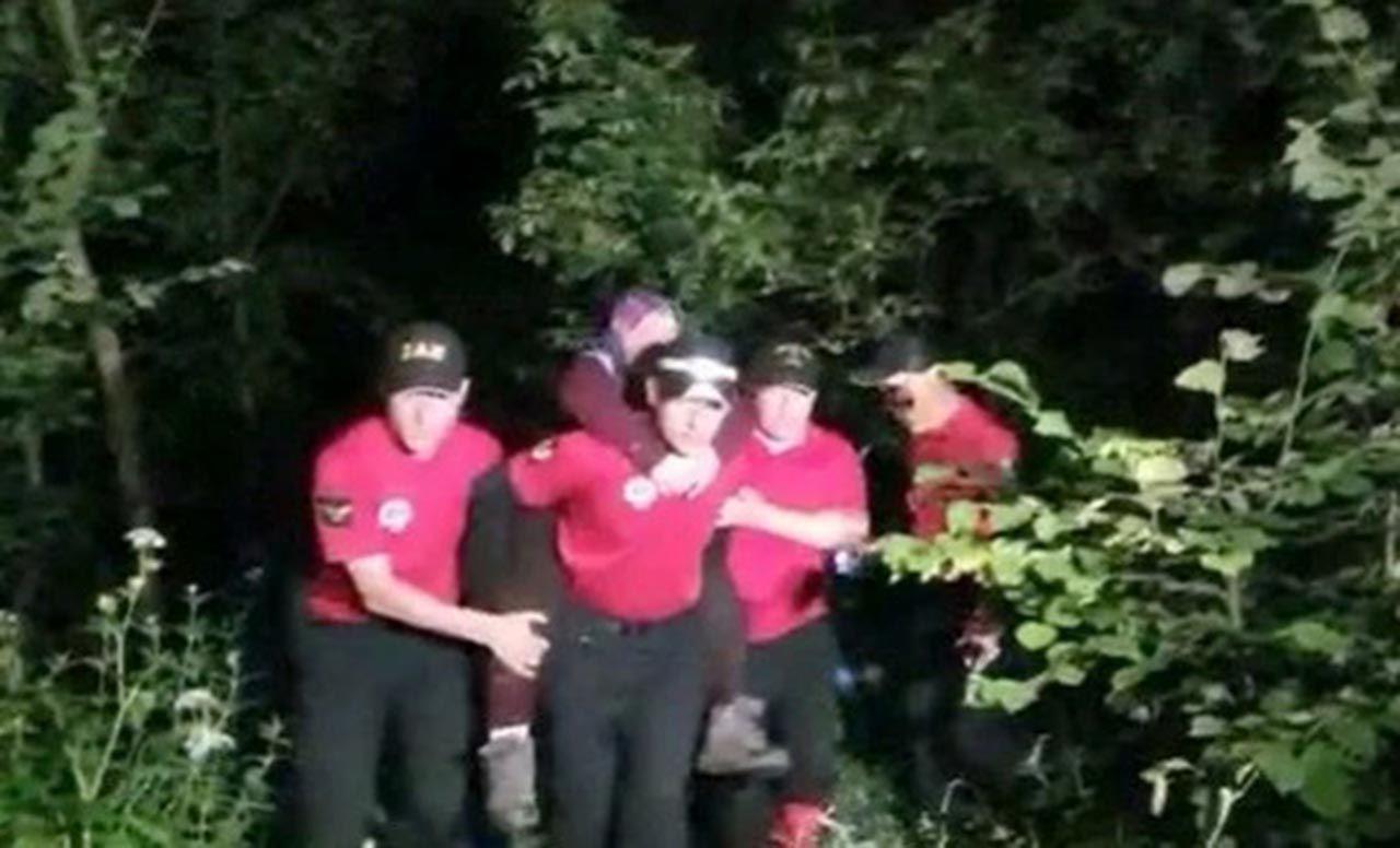 Uludağ'da mucize kurtuluş! Kayıp kadın 3 gün sonra bulundu - Resim: 4