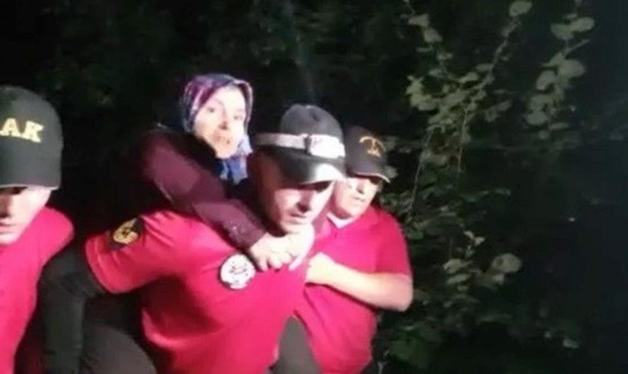 Uludağ'da mucize kurtuluş! Kayıp kadın 3 gün sonra bulundu - Resim: 3