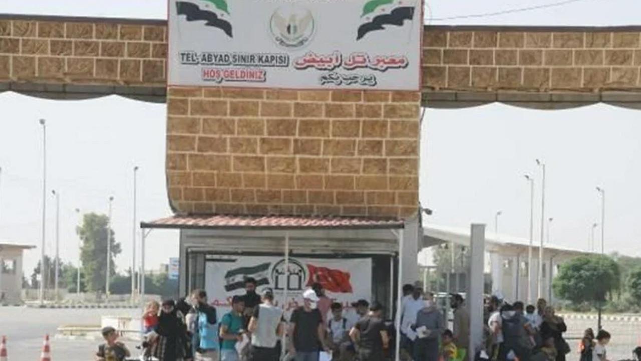 Mültecilerin bayram dönüşü başladı