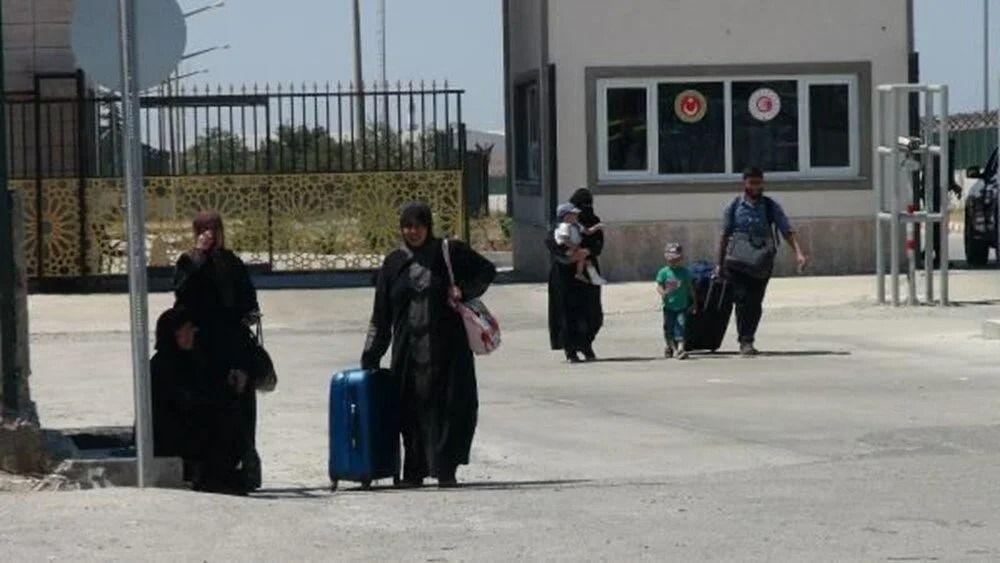 Mültecilerin bayram dönüşü başladı - Resim: 3