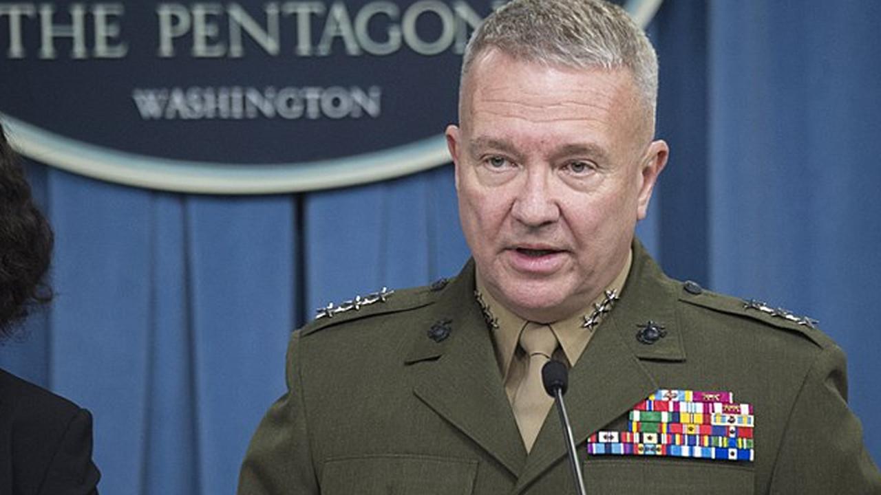 ABD'li komutandan Taliban açıklaması