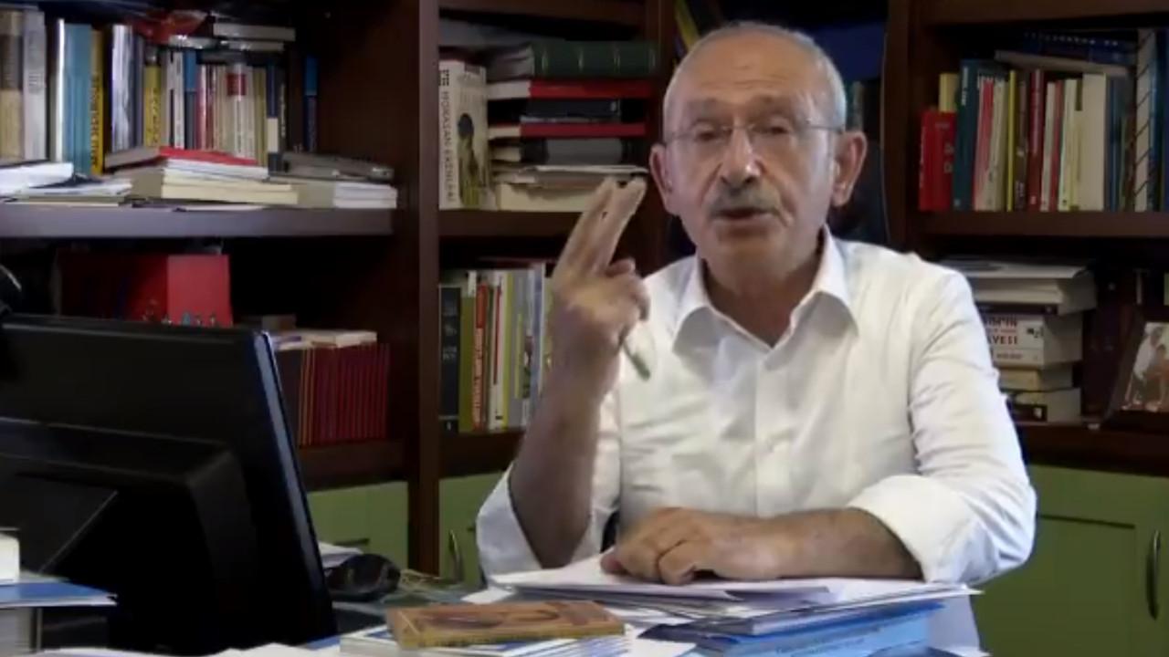 Kılıçdaroğlu: ''Şimdi de Afgan seline tutulduk''