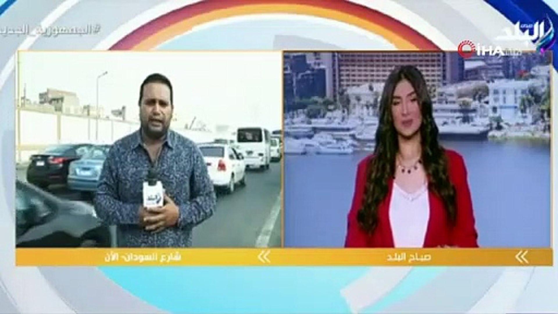 Canlı yayında korkunç kaza! Muhabir hayatının şokunu yaşadı