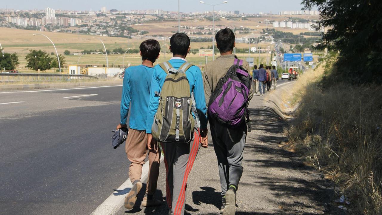 İstanbul'da tam 709 Afgan ve Pakistanlı yakalandı