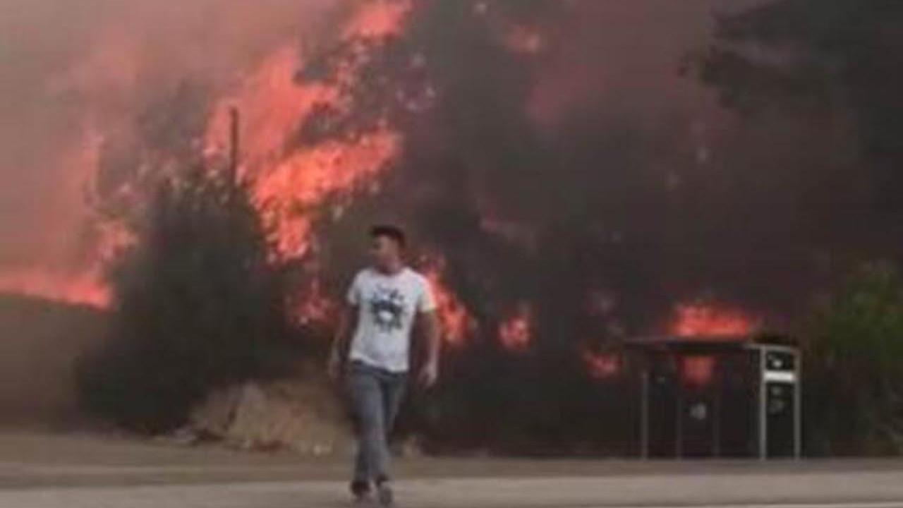 Adana'nın ciğerleri yandı! İki ilçede korkutan yangın