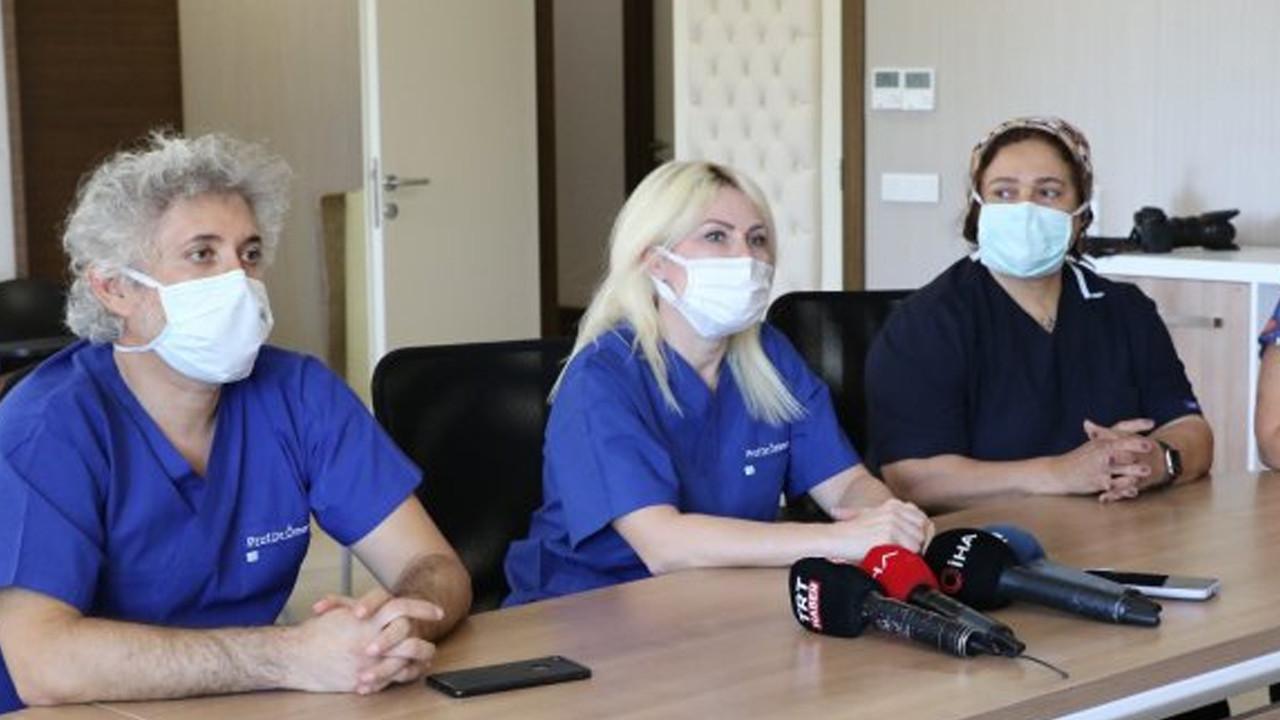 Türkiye'de ikinci kez kadavradan rahim nakli ameliyatı yapıldı