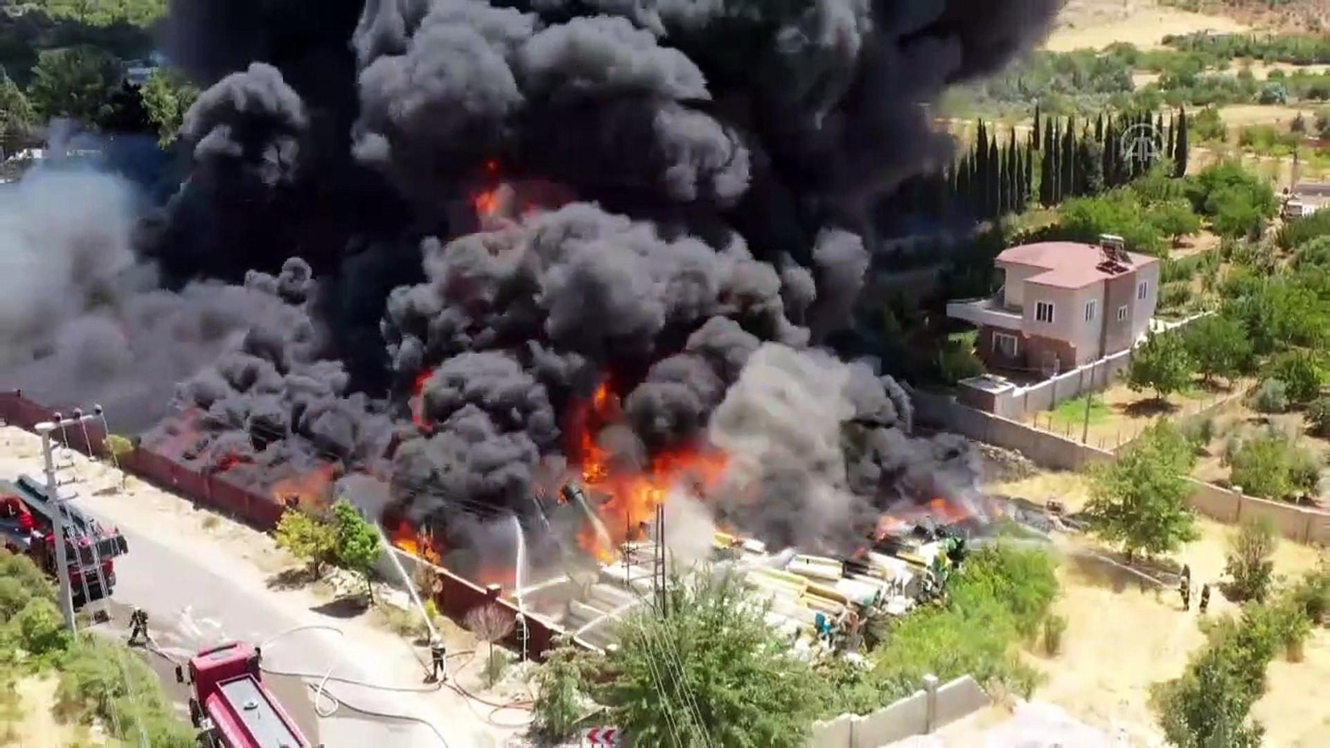 Gaziantep'te peş peşe patlamalar! Evler tahliye edildi