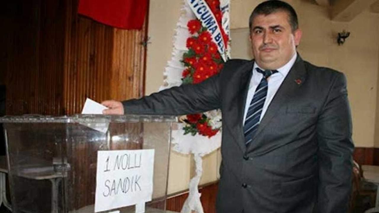 Cumhur İttifakı'nı eleştiren MHP'li başkan görevden alındı