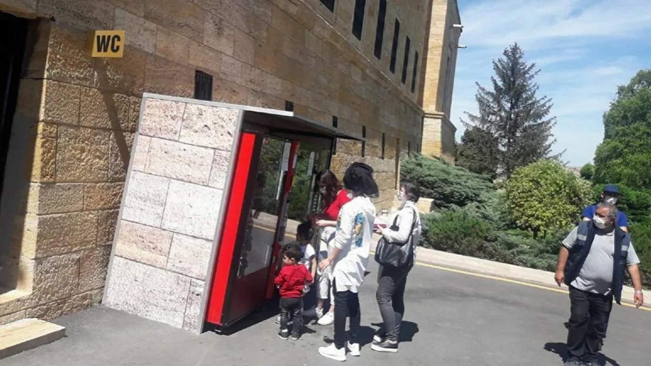 Mahkeme kararı verdi: Anıtkabir'deki otomatlar kaldırılıyor
