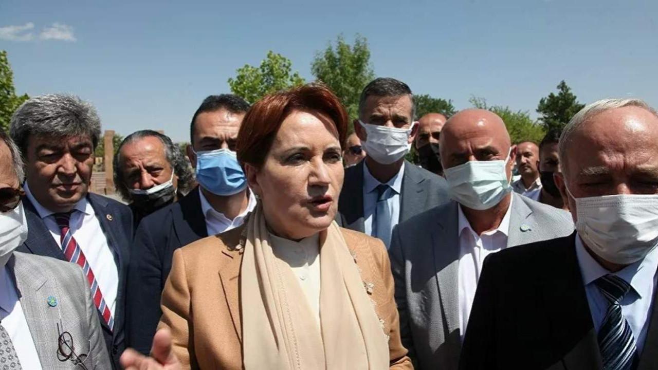 Meral Akşener İYİ Parti'nin son oy oranını açıkladı