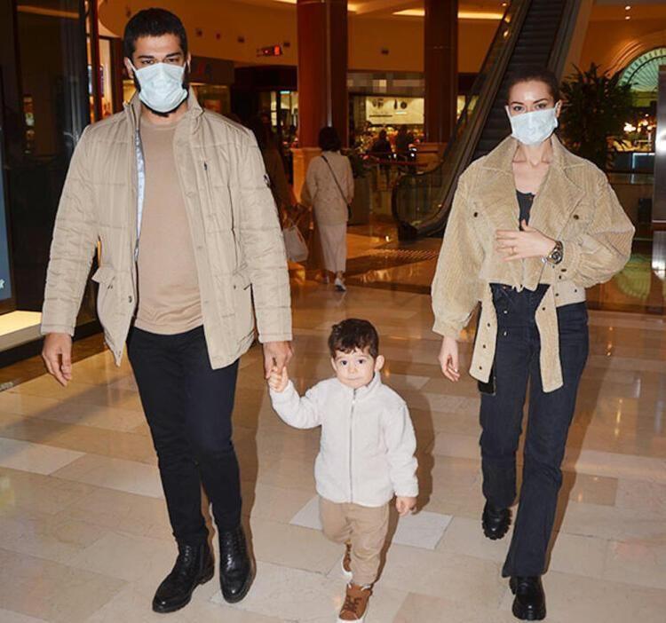 Fahriye Evcen ile oğlu Karan'dan tatil pozları - Resim: 2