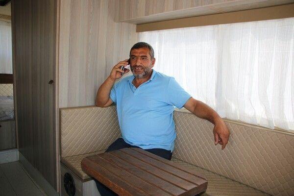 Görenler hayran kalıyor: 60 bin lira harcayarak otobüsü lüks karavan haline getirdi - Resim: 4