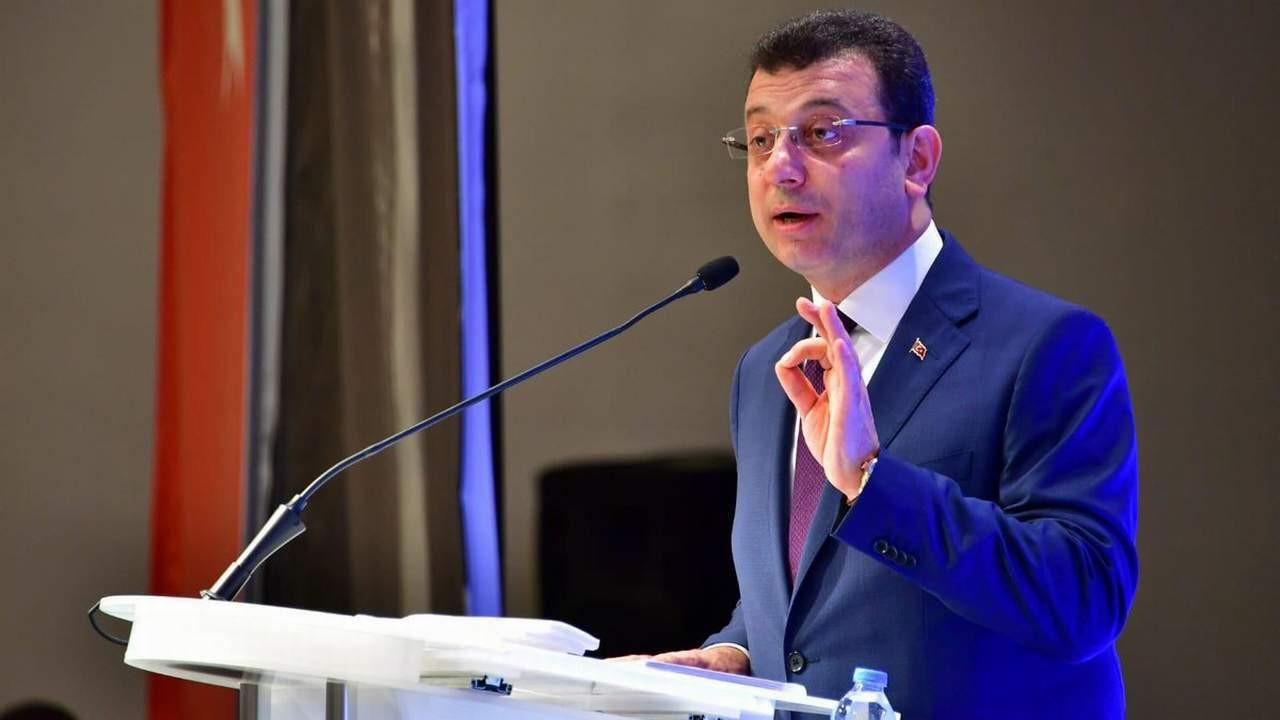 İmamoğlu İstanbul'daki göçmen sayısını açıkladı