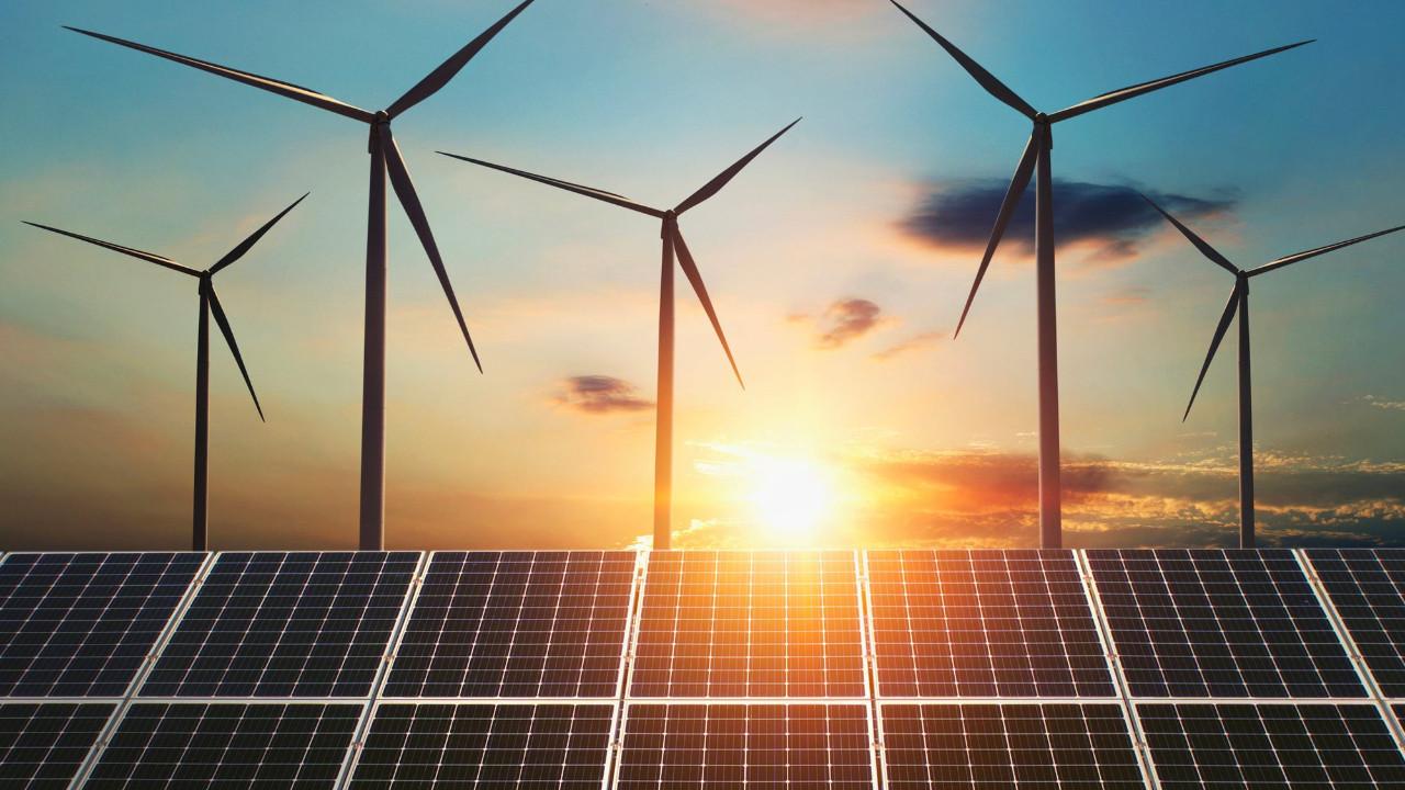 Elektrik üretiminde rüzgar ve güneşin payı artıyor