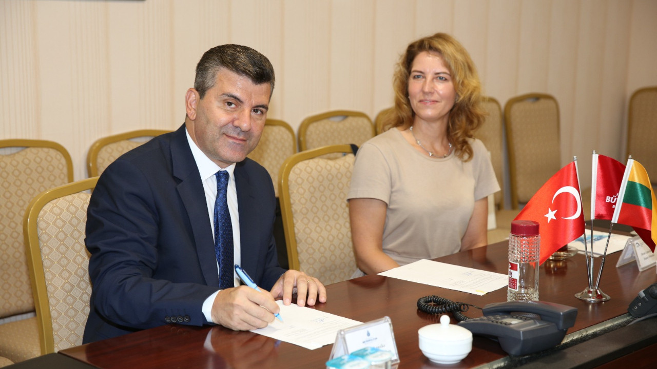 İBB ile Avrupa Birliği arasında dev anlaşma