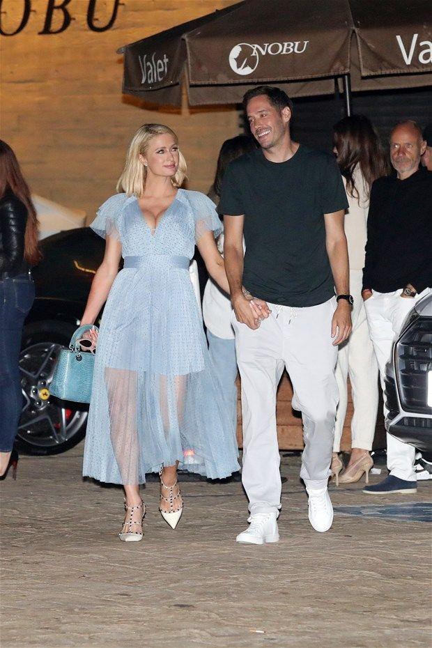 Paris Hilton'dan hamilelik açıklaması - Resim: 4