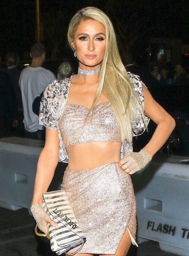 Paris Hilton'dan hamilelik açıklaması - Resim: 1