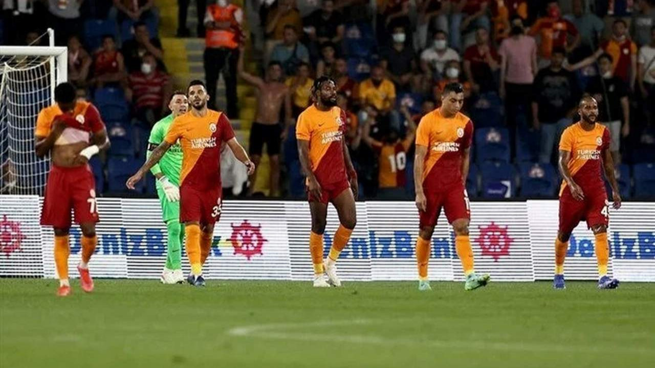 Galatasaray Şampiyonlar Ligi defterini kapattı