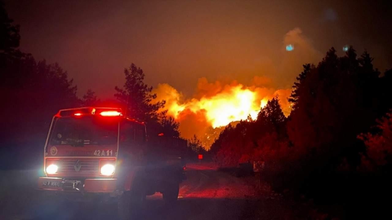 Antalya'daki orman yangınından kötü haber: Can kaybı var!