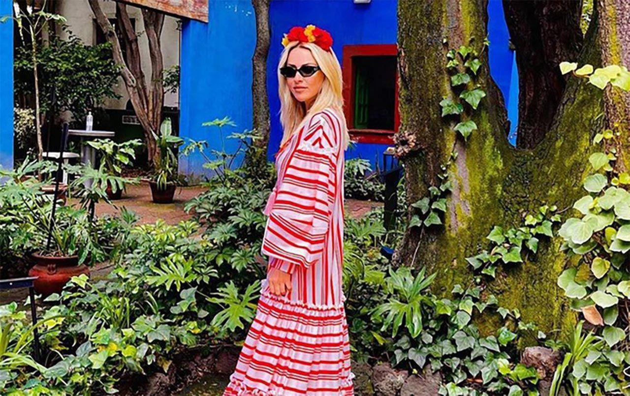 Sevgilisiyle Meksika'ya giden Hadise'den tatil pozları - Resim: 1