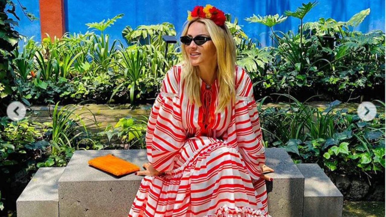 Sevgilisiyle Meksika'ya giden Hadise'den tatil pozları